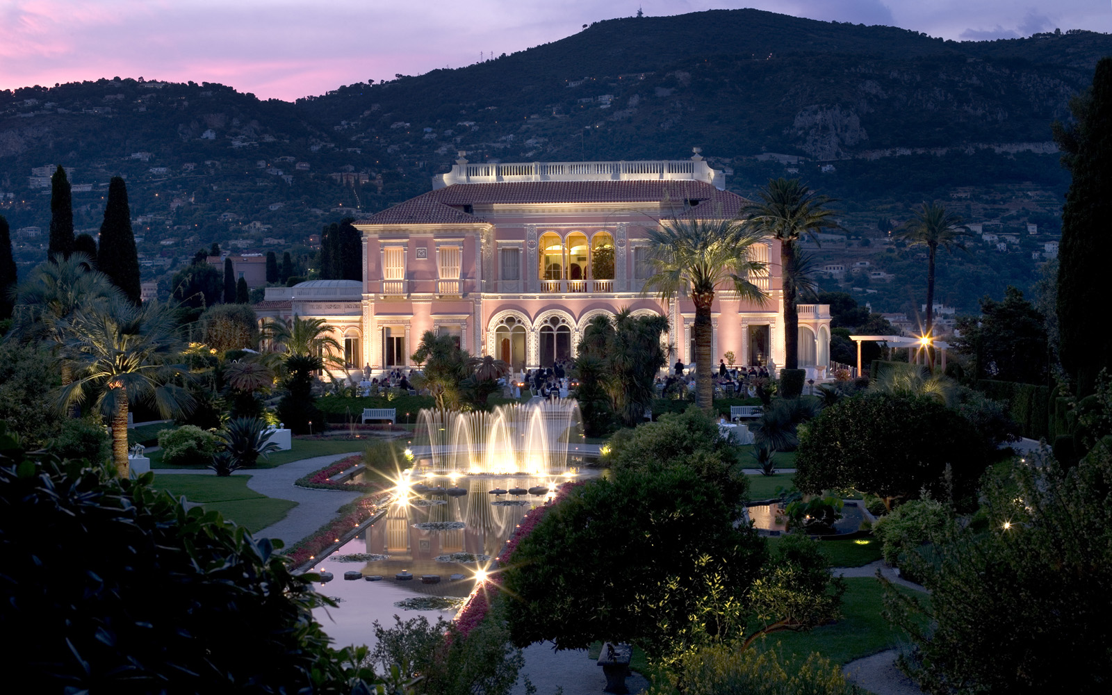 Villa Ephrussi de Rothschild in Saint-Jean-Cap-Ferrat