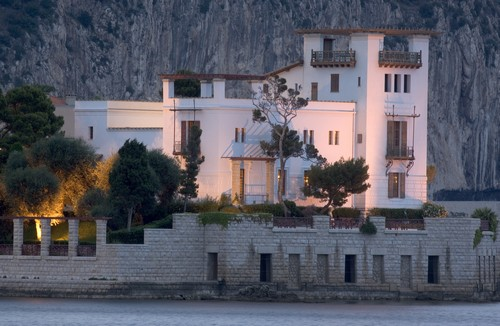 Villa Kerylos in Beaulieu sur mer